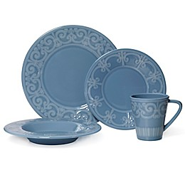 Mikasa® Sutton Dinnerware Collection in Teal