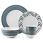 Mikasa® Cadence 4-Piece Place Setting in Slate