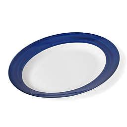 Mikasa® Cadence Cobalt 14-Inch Oval Platter