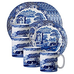 Spode® Blue Italian Dinnerware Collection