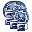 Part of the Spode® Blue Italian Dinnerware Collection