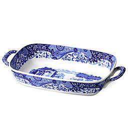 Spode® Blue Italian 11.5-Inch Handled Serving Dish
