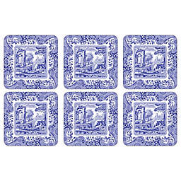 Spode® Blue Italian Coasters (Set of 6)