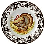 Spode® Woodland Turkey Dinner Plate