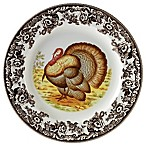 Spode® Woodland Turkey Salad Plate