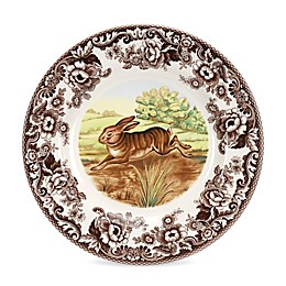 Spode® Woodland Rabbit Dinner Plate