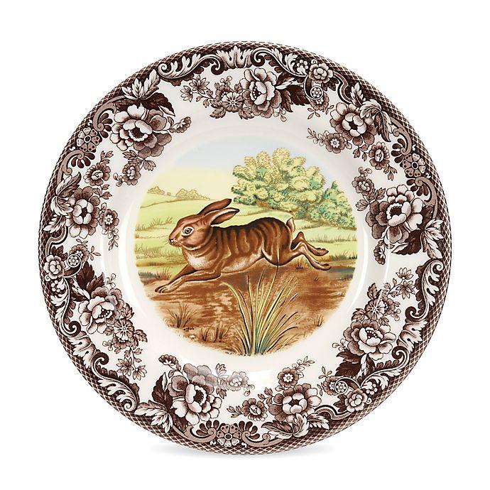 Alternate image 1 for Spode® Woodland Rabbit Dinner Plate
