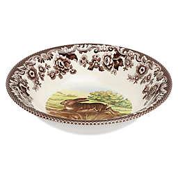Spode® Woodland Ascot Rabbit Cereal Bowl
