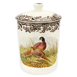 Spode® Woodland Pheasant Medium Canister