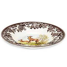 Spode® Woodland Deer Soup Plate