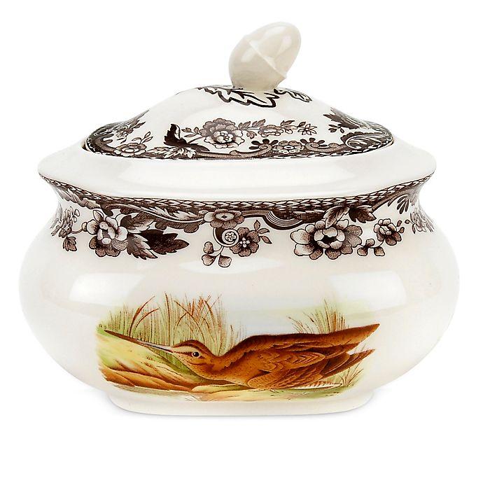 Alternate image 1 for Spode® Woodland Covered Sugar Bowl