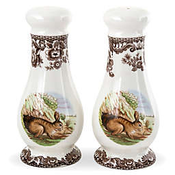 Spode® Woodland Rabbit Salt and Pepper Shakers