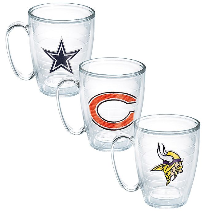 Alternate image 1 for Tervis® NFL 15 oz. Mug Collection