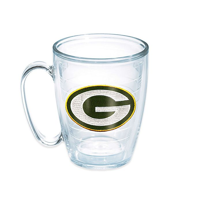Alternate image 1 for Tervis® NFL Green Bay Packers 15 oz. Mug