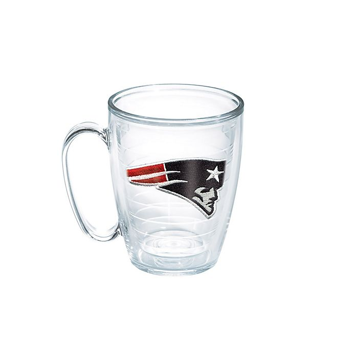 Alternate image 1 for Tervis® NFL New England Patriots 15 oz. Mug