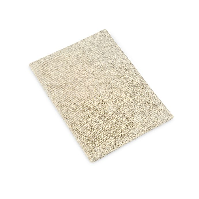 Alternate image 1 for Mohawk Step Out 17-Inch x 24-Inch Bath Rug in Vanilla