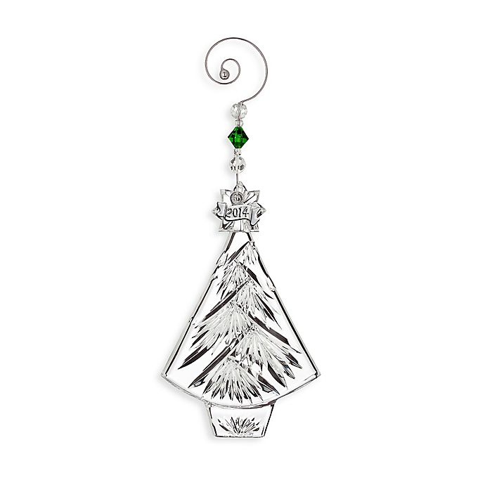 Christmas Tree For 2014: Waterford® 2014 Christmas Tree Ornament