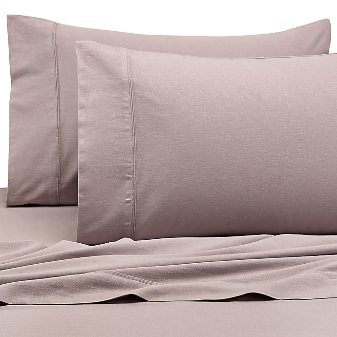 Alternate image 1 for Kenneth Cole Reaction Home Standard Pillowcase in Lilac (Set of 2)