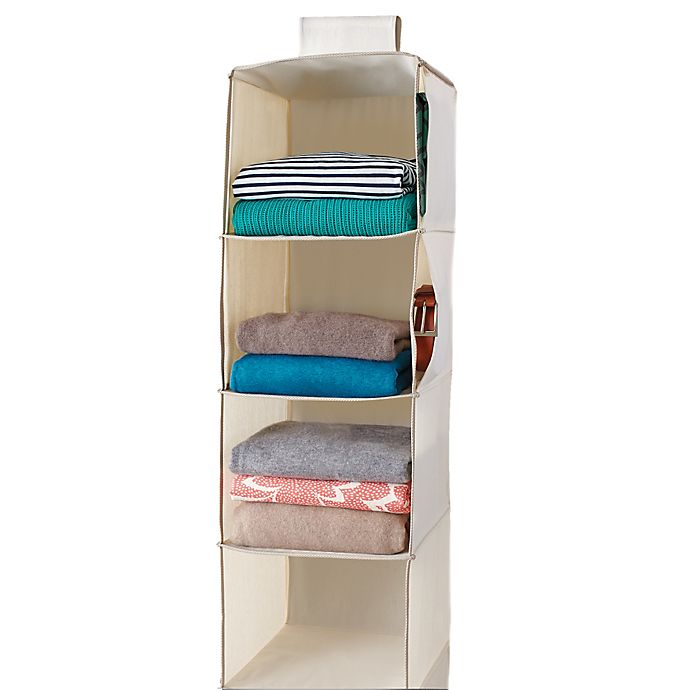 Alternate image 1 for Real Simple® 6-Shelf Hanging Organizer