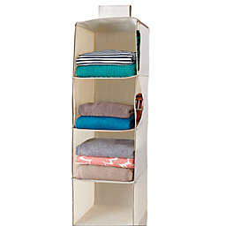 Real Simple® 6-Shelf Hanging Organizer