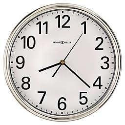 Howard Miller Hamilton 12-Inch Wall Clock