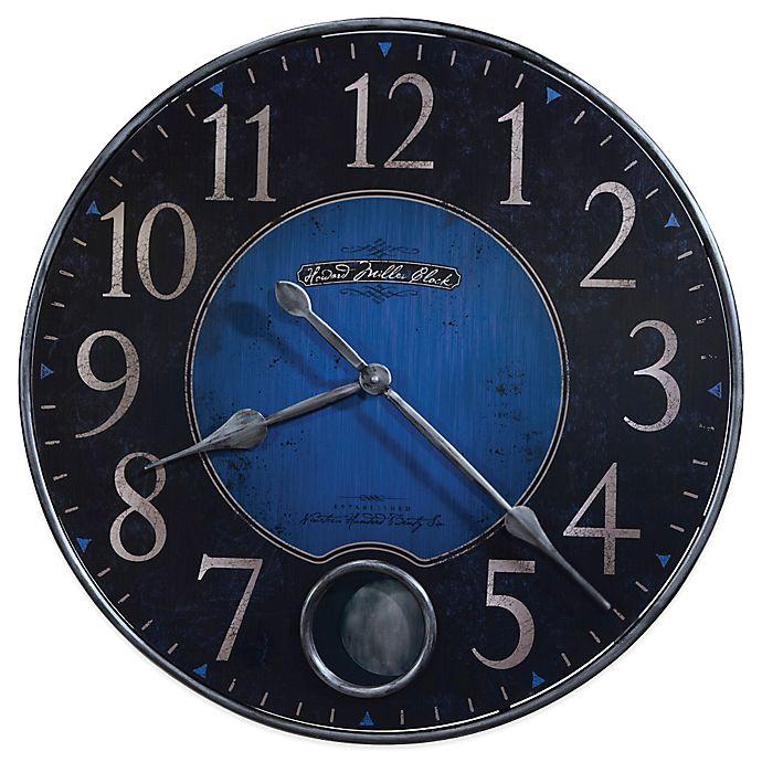 Alternate image 1 for Howard Miller Harmon II 26.25-Inch Gallery Wall Clock