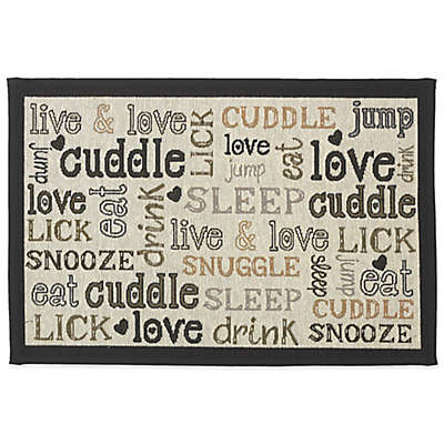 Petrageous® Cuddle Tapestry Placemat