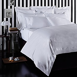 Frette at Home Tiber Duvet Cover in Ivory