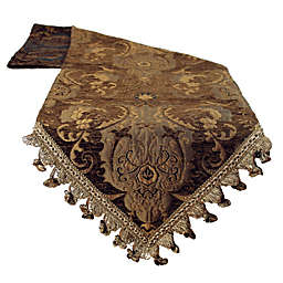 Sherry Kline China Art Table Runner in Brown