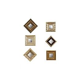 Bassett Mirror Company Assorted Wall Mirrors (6-Pack)