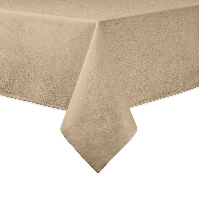 Alternate image 1 for Waterford® Linens Chelsea Tablecloth Collection