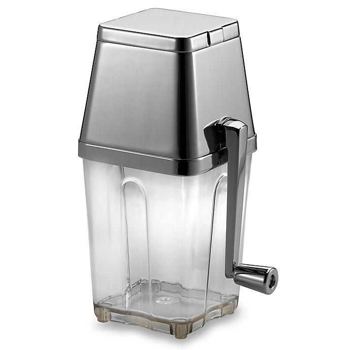 Alternate image 1 for rabbit® Retro Ice Crusher Machine