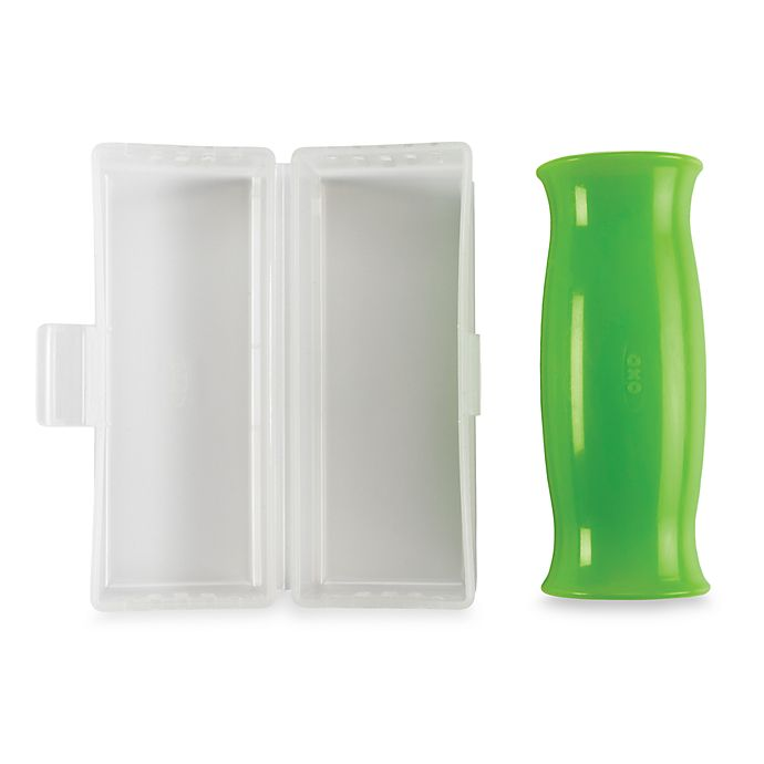 Alternate image 1 for OXO Good Grips® Garlic Peeler with Case