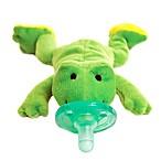 WubbaNub™ Frog Infant Pacifier