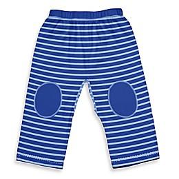 i play.® Brights Organic Cotton Yoga Pants in Royal Stripe