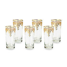 Classic Touch Tumblers (Set of 6)