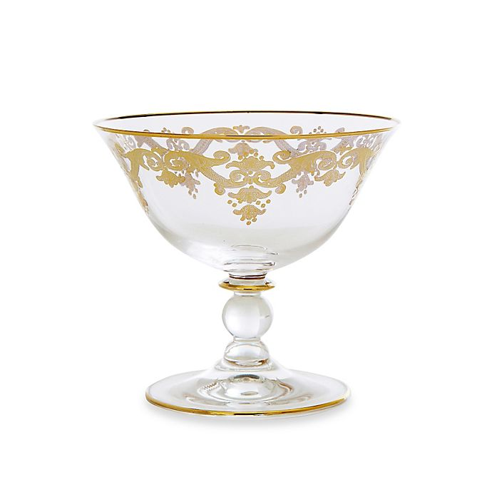 Alternate image 1 for Classic Touch Small Serving Dessert Bowl