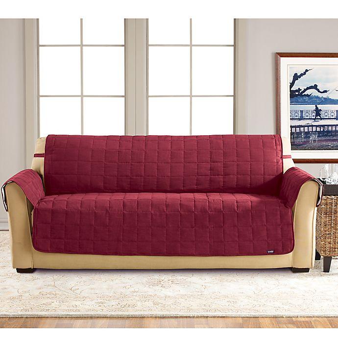 Sure Fit Waterproof Sofa Slipcover