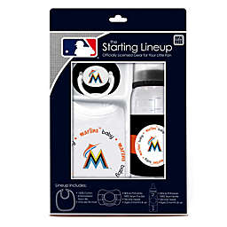 Baby Fanatic® MLB Florida Marlins Baby Essentials Gift Set