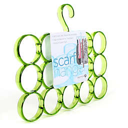 Merrick 15-Loop Scarf Hanger in Green