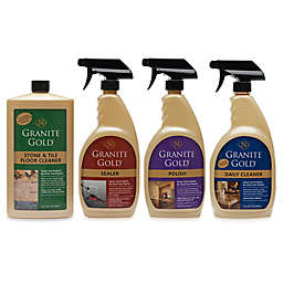 Granite Gold® Stone Cleaners