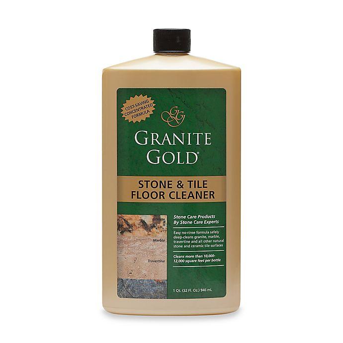 Alternate image 1 for Granite Gold® Stone and Tile Floor 32-Ounce Cleaner