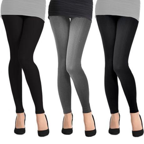 04d554431 Ladies Fleece Lined Leggings | Bed Bath & Beyond
