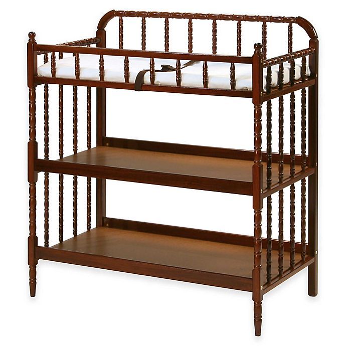 Alternate image 1 for DaVinci Jenny Lind Changing Table in Cherry