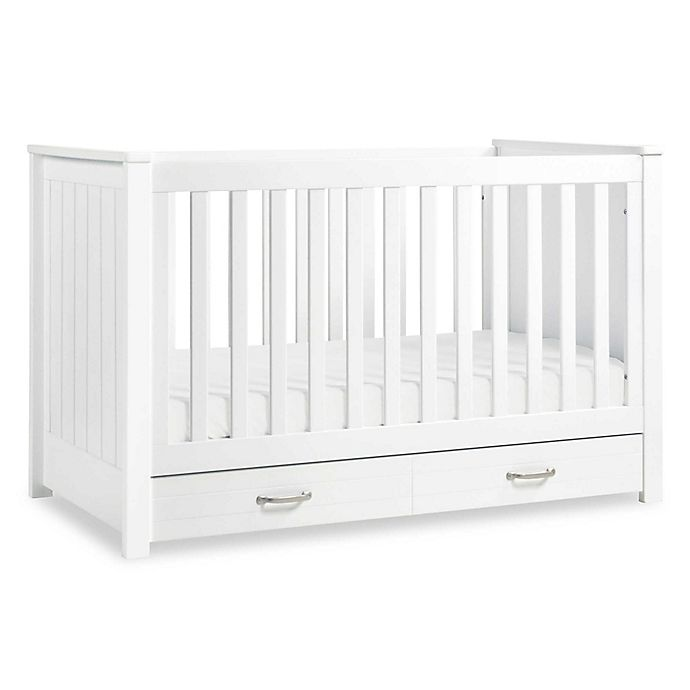 DaVinci Asher 3-in-1 Convertible Crib With Toddler Bed ...