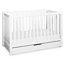 carter's® by DaVinci® Colby 4-in-1 Crib with Drawer in White