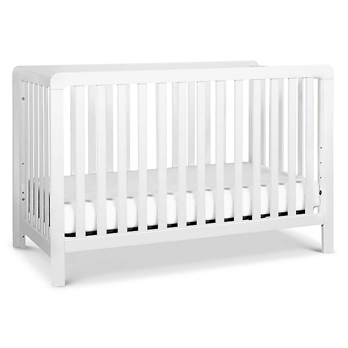 Alternate image 1 for carter's® by DaVinci® Colby 4-in-1 Convertible Crib in White