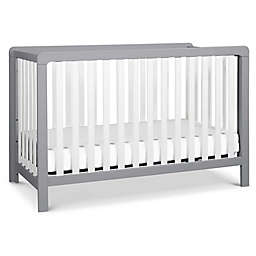carter's® by DaVinci® Colby 4-in-1 Convertible Crib in Grey/White