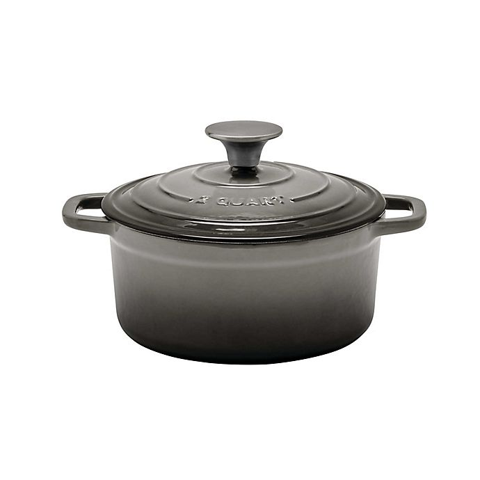 Alternate image 1 for Artisanal Kitchen Supply® 6 qt. Enameled Cast Iron Dutch Oven