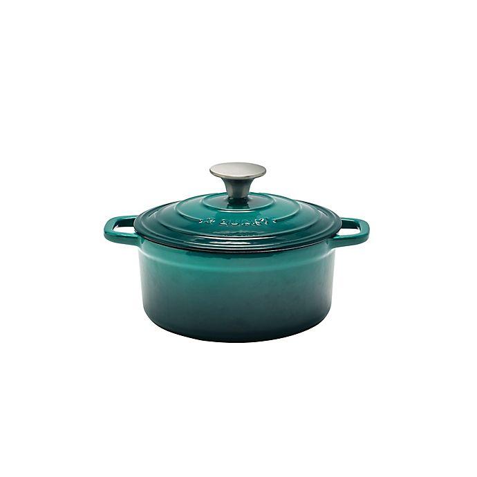 Alternate image 1 for Artisanal Kitchen Supply® 2 qt. Enameled Cast Iron Dutch Oven